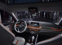 Фото салона BMW Concept Compact Sedan