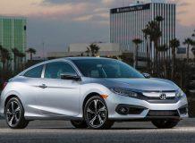 Honda Civic Coupe 2016 фото