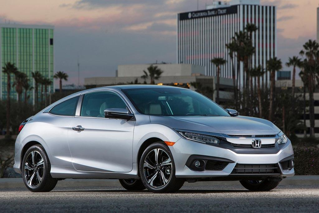 Honda Civic 2017 Coupe