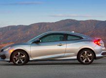 Хонда Цивик купе в новом кузове