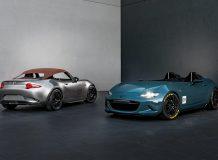 Концепты Mazda MX-5 Spyder и Speedster