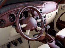Тюнинг салона Chrysler PT Cruiser
