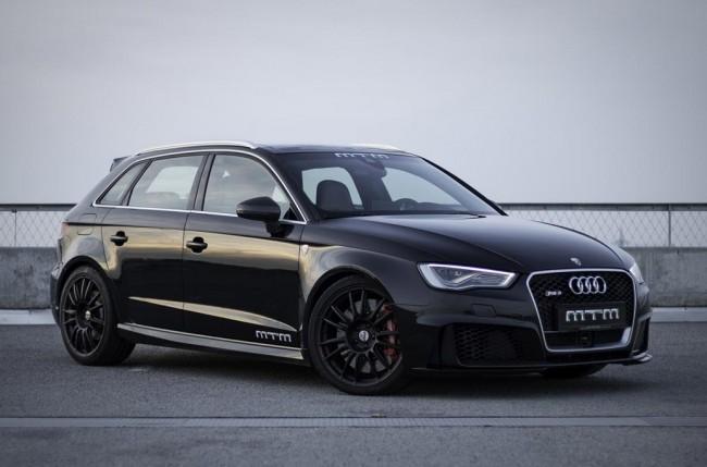 Audi RS3 Sportback от ателье MTM