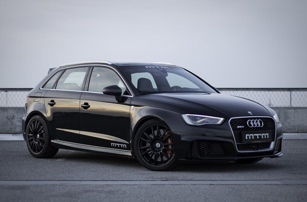 Фото тюнинг Audi RS3 Sportback от MTM