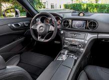 Фото салона Mercedes-AMG SL 65