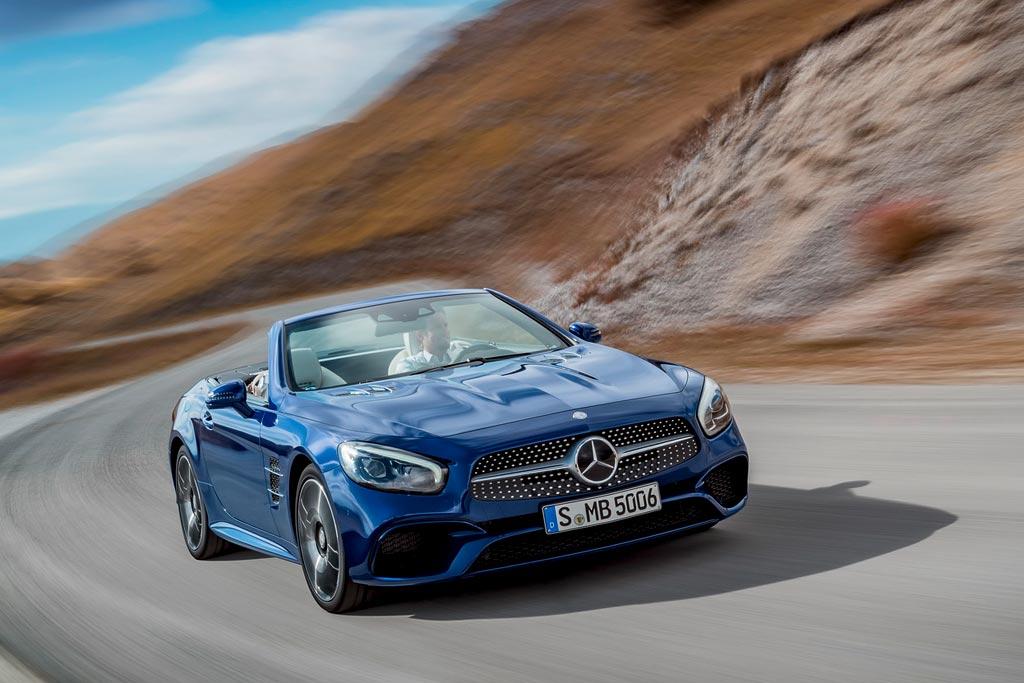 Mercedes-Benz SL 2019