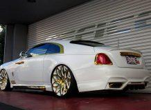 Диски Forgiato Drea-М для Rolls-Royce Wraith