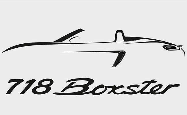 Porsche переименует Boxster