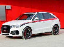 Фото тюнинг Audi RS Q3 от ABT