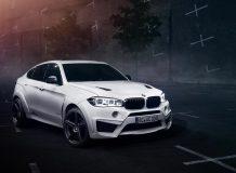 BMW X6 Falcon от ателье AC Schnitzer