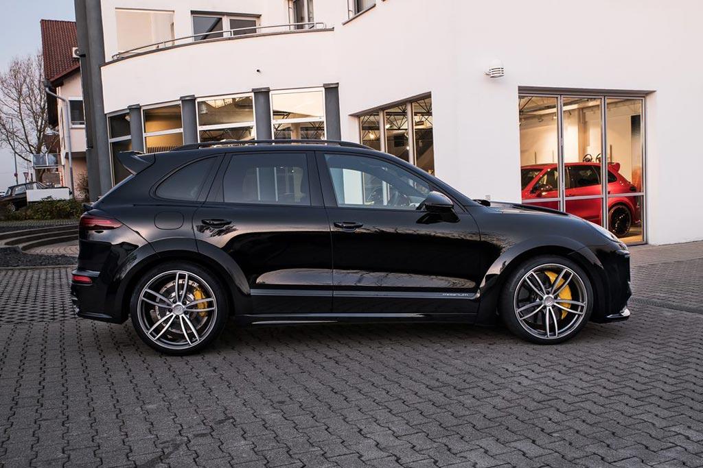 Обвес Magnum для нового Porsche Cayenne