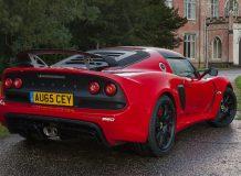 Lotus Exige Sport 350 фото