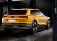 Audi h-tron quattro Concept фото