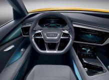 Фото салона Audi h-tron quattro Concept