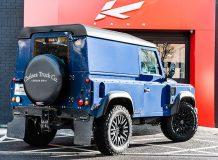 Диски на Land Rover Defender от Kahn фото