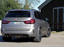 Фото тюнинг BMW X5 M от Manhart