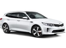KIA Optima Sportswagon фото