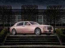 Rolls-Royce Phantom Sunrise фото