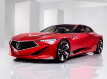 Acura Precision Concept фото