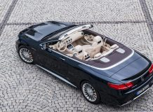 Mercedes-AMG S 65 Cabriolet фото