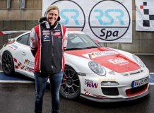 Новый ведущий Top Gear Сабина Шмитц