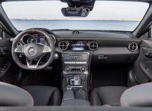Фото салона Mercedes-AMG SLC 43