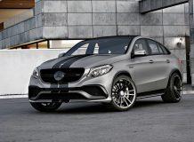 Фото тюнинг Mercedes-AMG GLE 63 Coupe от Wheelsandmore