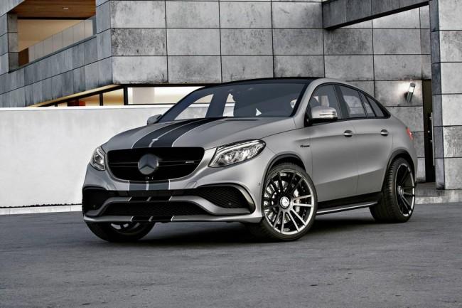 Mercedes-AMG GLE 63 Coupe от Wheelsandmore