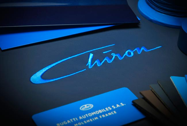 Тизер Bugatti Chiron