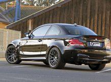 Фото тюнинг BMW 1-Series M Coupe от Alpha-N