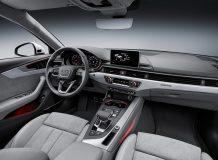 Салон Audi A4 Allroad quattro (B9)