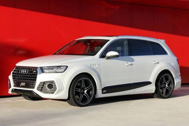 Audi QS7 от ателье ABT