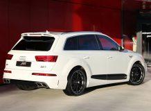 Диск на новый Audi Q7 от ABT фото