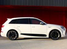Тюнинговый Audi QS7 от ателье ABT фото