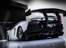 Aimgain GT на базе Lamborghini Aventador фото