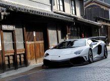 Обвес Aimgain GT для Lamborghini Aventador фото