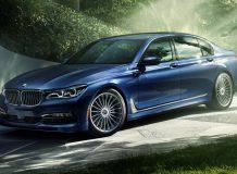 BMW Alpina B7 G11 фото