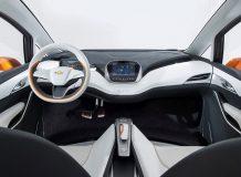 Салон Chevrolet Bolt Concept