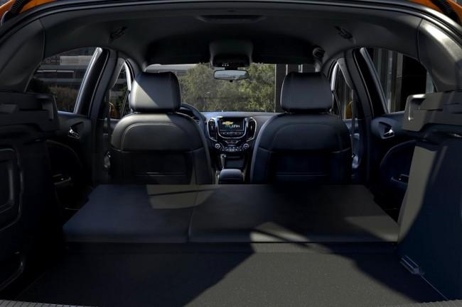 Багажник хэтчбека Chevrolet Cruze 2