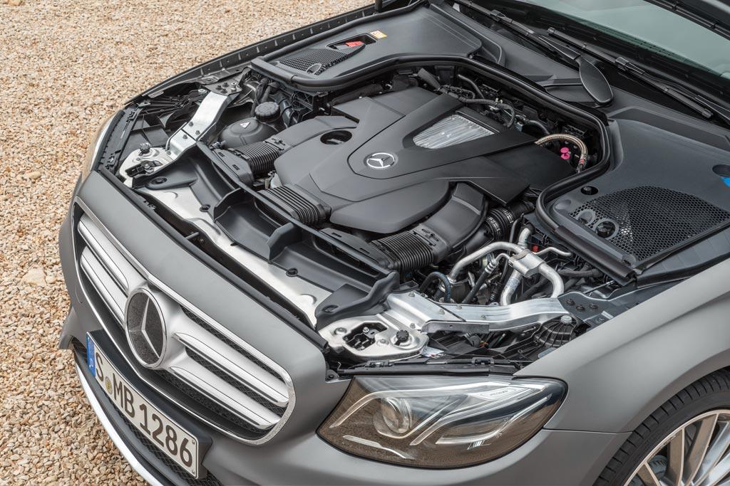 Двигатель Е-класса W213