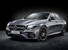 Фото нового Mercedes-AMG E63 W213