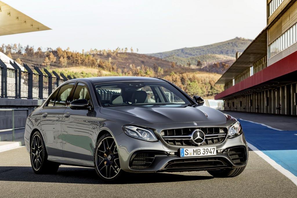 Новый Mercedes-AMG E63 2018
