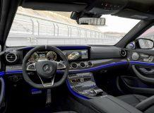 Фото салона Mercedes-AMG E63 W213
