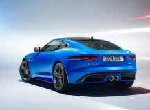 Jaguar F-Type British Design Edition фото