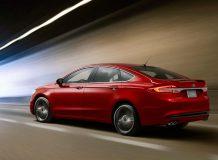 Ford Fusion Sport фото