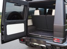 Багажник Mansory Gronos Black Edition