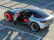 Opel GT Concept фото