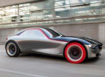 Фото Опель GT Concept