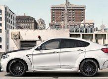 Диски на BMW X6 M50d F16 от Hamann фото