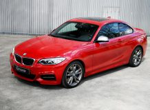 Фото тюнинг BMW M235i от G-Power